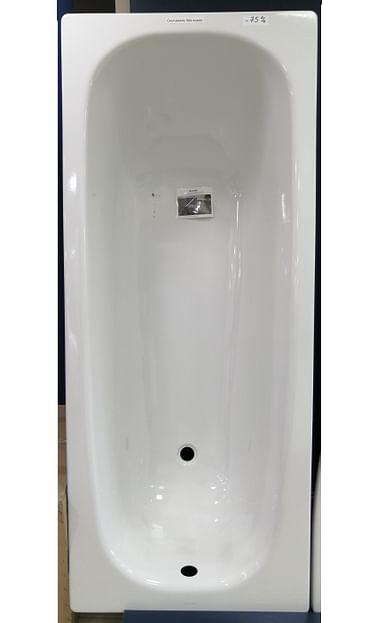 Ванна стальная Bette Form 170x75 (имеется скол эмали; без ножек)