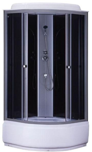 Душевая кабина 1720/7 Avanta 100*100 серое стекло