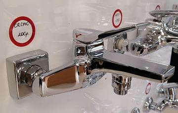 Смеситель Cromo для ванны