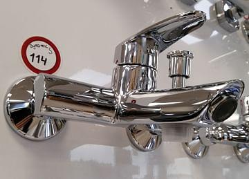 Смеситель Dynamic S для ванны