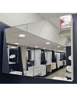 Зеркало-шкаф 90 2D