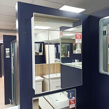 Зеркало-шкаф Аквародос Ника 60