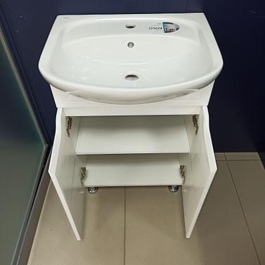 Мебель в ванную комнату (комплект) Аквародос Родорс 55