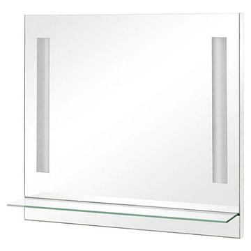 Зеркало Аквародос Милано 85 (с полкой и подсветкой)