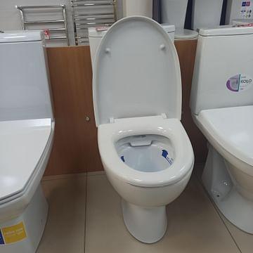 Унитаз напольный Cersanit Parva New Clean