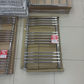 Полотенцесушитель Арт П13 500х800