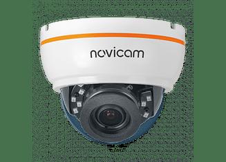 Novicam LITE 26 видеокамера купольная внутренняя 2 Мп 4 в 1 Novicam