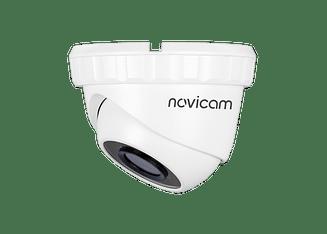 Novicam HIT 52 видеокамера купольная уличная 5 Мп 4 в 1 Novicam