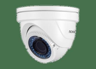 Novicam HIT 27 видеокамера купольная уличная 2 Мп 4 в 1 Novicam