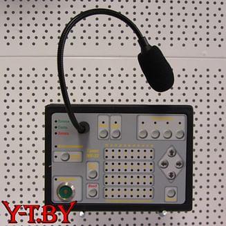 Танго-МК32 Выносная микрофонная консоль АвангардСпецМонтажПлюс