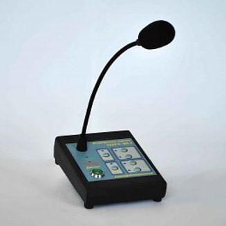 Танго-МК2 Выносная микрофонная консоль АвангардСпецМонтажПлюс