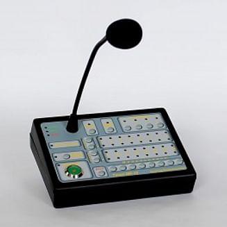 Танго-МК16 Выносная микрофонная консоль АвангардСпецМонтажПлюс