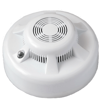 ИП212-5М Извещатель пожарный дымовой оптический точечный с защитной сеткой Фармтехсервис