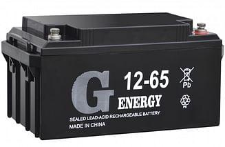 Аккумуляторная батарея G-energy 12-65 G-energy