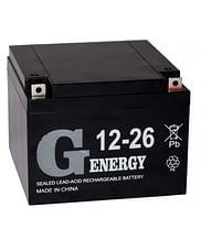 Аккумуляторная батарея G-energy 12-26 G-energy