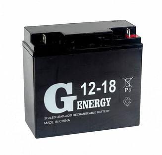 Аккумуляторная батарея G-energy 12-18 G-energy