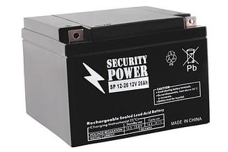 Аккумуляторная батарея Security Power SP 12-26 12V/26Ah Security Power