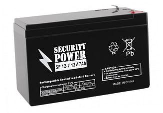Аккумуляторная батарея Security Power SP 12-7 F1 12V/7Ah Security Power