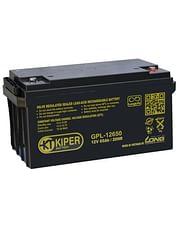 Аккумуляторная батарея Kiper GPL-12650 12V/65Ah Kiper