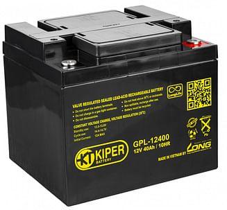 Аккумуляторная батарея Kiper GPL-12400 12V/40Ah Kiper