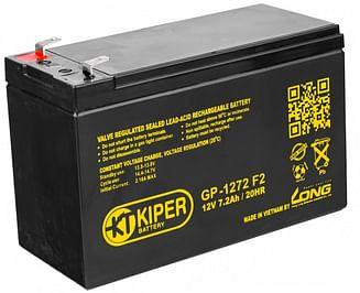 Аккумуляторная батарея Kiper GP-1272 F2 12V/7.2Ah Kiper