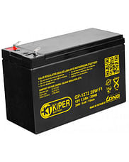 Аккумуляторная батарея Kiper GP-1272 28W F1 12V/7.2Ah Kiper