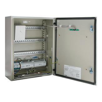 ШПС-24 исп.02 Шкаф для установки приборов системы Орион на DIN рейки Болид
