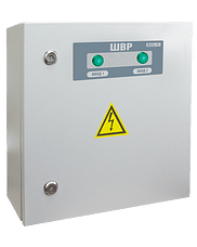 ШВР-30 Шкаф для переключения с током нагрузки до 65 А Болид
