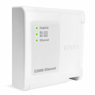 С2000-Ethernet - Преобразователь интерфейсов Болид
